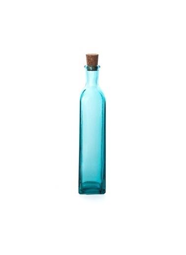 San Miguel Fragola Yağ Şişesi 350 Ml Mavi Mavi
